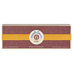 Roger & Gallet Bois d'Orange Seifencoffret 3x100 Gramm - Vorderseite