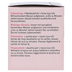 SIDROGA Wellness Mate-Cranberry Tee Doppelkammerb. 20x2.0 Gramm - Linke Seite