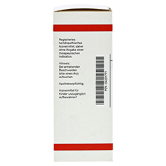 PHYTOLACCA C 30 Dilution 50 Milliliter - Linke Seite