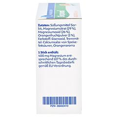 Magnesium Diasporal 400 Extra direkt Granulat 20 Stück - Linke Seite
