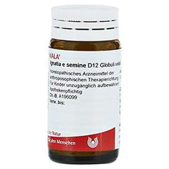 IGNATIA E semine D 12 Globuli 20 Gramm N1 - Linke Seite