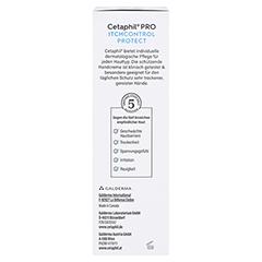 Cetaphil Pro Itch Control Protect Handcreme 50 Milliliter - Rechte Seite