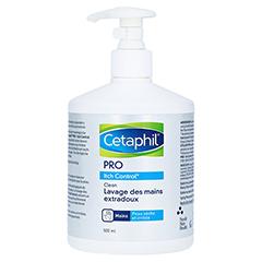 CETAPHIL Pro Itch Control Clean Handreinigung Cr. 500 Milliliter - Rechte Seite