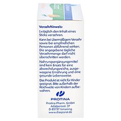Magnesium Diasporal 400 Extra direkt Granulat 20 Stück - Rechte Seite