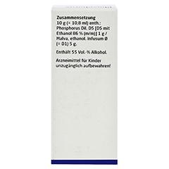 PHOSPHORUS D 5/Malva Dilution 50 Milliliter N1 - Rückseite