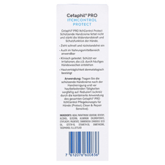 Cetaphil Pro Itch Control Protect Handcreme 50 Milliliter - Rückseite