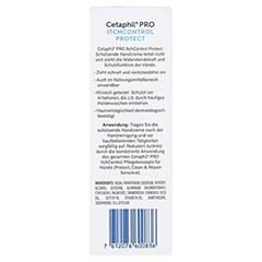 Cetaphil Pro Itch Control Protect Handcreme 50 Milliliter - Rückseite