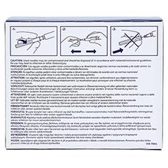 BD MICROLANCE Kanüle 20 G 1 0,9x25 mm 100 Stück - Rückseite