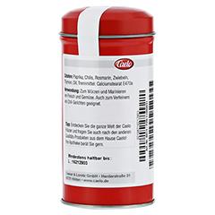 GRILLGEWÜRZ Blechdose Caelo HV-Packung 60 Gramm - Rückseite