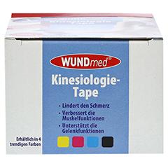 KINESIOLOGIE Tape 5 cmx5 m pink 1 Stück - Oberseite