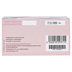 SIDROGA Wellness Mate-Cranberry Tee Doppelkammerb. 20x2.0 Gramm - Unterseite