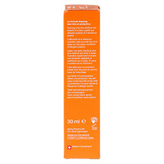DAYLONG ultra SPF 30 Gelfluid 30 Milliliter - Linke Seite