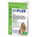 AMFLEE 134 mg Spot-on Lsg.f.mittelgr.Hunde 10-20kg 3 Stück