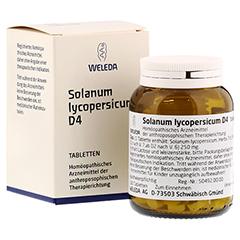 SOLANUM LYCOPERSICUM D 4 Tabletten 180 Stück N2