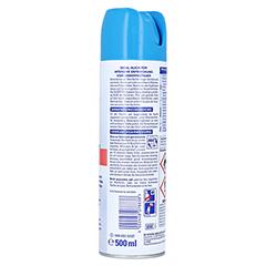 Sagrotan Hygiene-Spray 500 Milliliter - Linke Seite