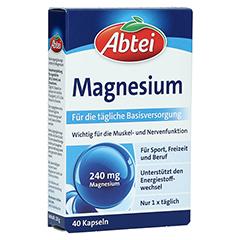 Abtei Magnesium Kapseln 40 Stück
