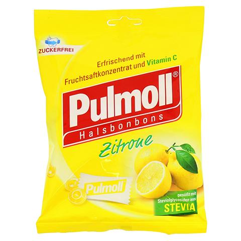 PULMOLL Hustenbonbons Zitrone+Vit.C zuckerfrei Bt. 90 Gramm