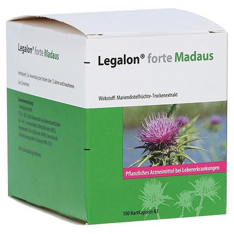 Legalon forte Madaus 100 Stück N3