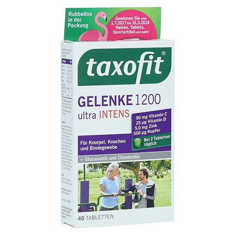 Taxofit Gelenke 1200 ultra intens Tabletten 40 Stück