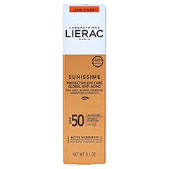 LIERAC Sunissime Auge Stift LSF 50 3 Gramm - Vorderseite