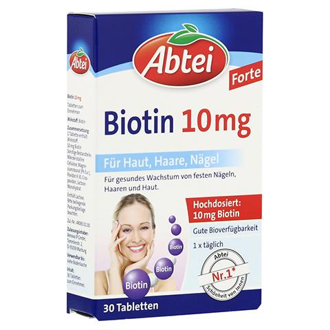 ABTEI Biotin 10mg 30 Stück
