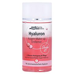 HYALURON AUGEN-MAKE-UP Entferner 125 Milliliter
