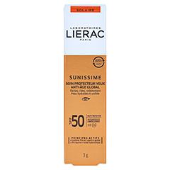 LIERAC Sunissime Auge Stift LSF 50 3 Gramm - Rückseite