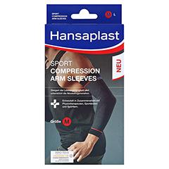 HANSAPLAST Sport Compression Arm-Sleeves Gr.M 2 Stück - Vorderseite