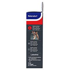 HANSAPLAST Sport Compression Waden-Sleeves Gr.L 2 Stück - Rechte Seite