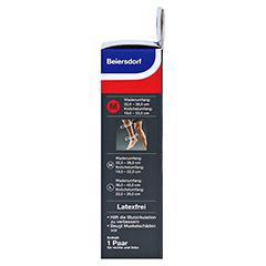 HANSAPLAST Sport Compression Waden-Sleeves Gr.M 2 Stück - Rechte Seite