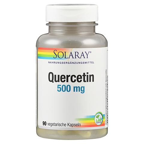 QUERCETIN 500 mg Kapseln 90 Stück