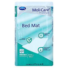 MOLICARE Premium Bed Mat 5 Tropfen 40x60 cm 30 Stück - Rückseite