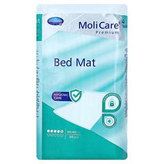 MOLICARE Premium Bed Mat 5 Tropfen 40x60 cm 6x30 Stück - Vorderseite