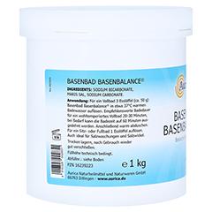 BASENBAD Basenbalance 1 Kilogramm - Rechte Seite