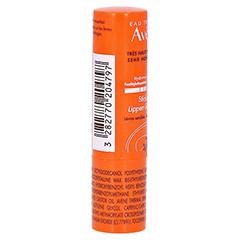 Avène SunSitive Lippen Sonnenstick SPF 50+ 3 Gramm - Rückseite
