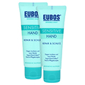 EUBOS SENSITIVE Hand Repair & Schutz Cre.Dop.Pack. 2x75 Milliliter