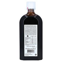 Oliveda I70 The Beauty Molecule 500 Milliliter - Rückseite