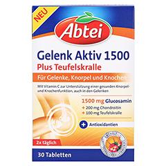 ABTEI Gelenk Aktiv Plus 30 Stück - Vorderseite