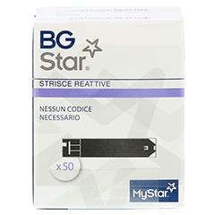 BGSTAR Teststreifen 100 Stück - Vorderseite