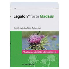 Legalon forte Madaus 100 Stück N3 - Vorderseite