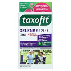 Taxofit Gelenke 1200 ultra intens Tabletten 40 Stück - Vorderseite