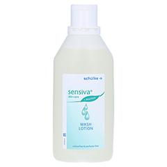SENSIVA Waschlotion 1 Liter - Vorderseite