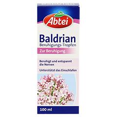 ABTEI Baldrian (Beruhigungstropfen) 100 Milliliter - Vorderseite