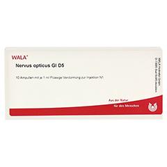 NERVUS OPTICUS GL D 5 Ampullen 10x1 Milliliter N1 - Vorderseite