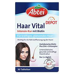 ABTEI Haar Vital (Schönheitskur) 30 Stück - Vorderseite