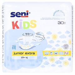 SENI Kids Junior extra 16-30 kg Inkontinenzhose 30 Stück - Vorderseite