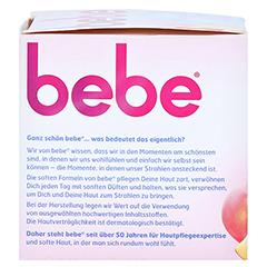 BEBE Young Care Feuchtigkeitscreme 50 Milliliter - Linke Seite