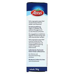 Abtei Kieselerde Plus Biotin Depot Tabletten 56 Stück - Linke Seite