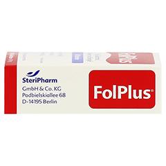 Folplus Filmtabletten 90 Stück - Rechte Seite