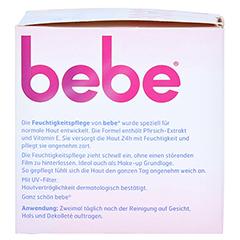 BEBE Young Care Feuchtigkeitscreme 50 Milliliter - Rechte Seite